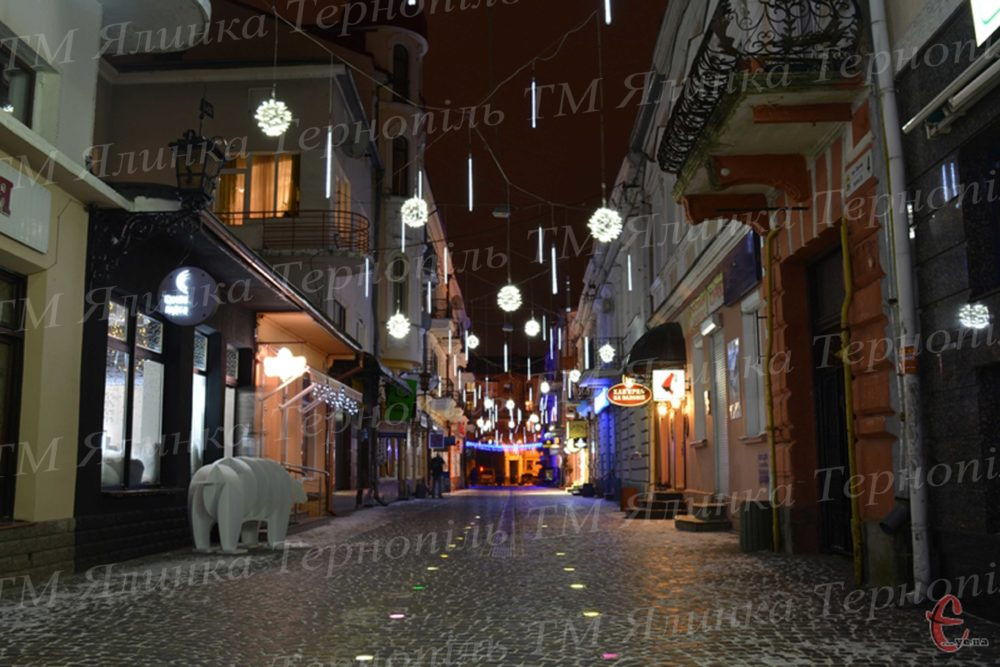 Купить свет для города