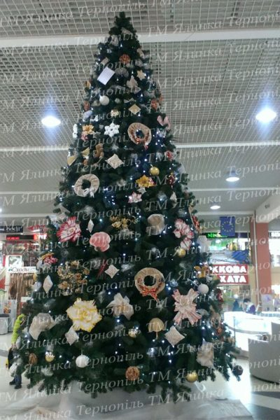 Інтер'єрна Ялинка 7м , Хвоя-Ялинка , м.Тернопіль