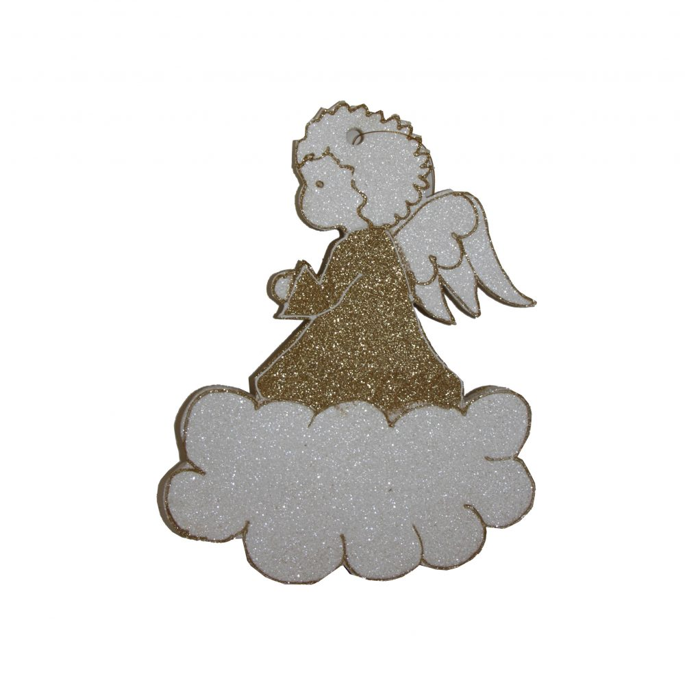 Ангел на ялинці 5